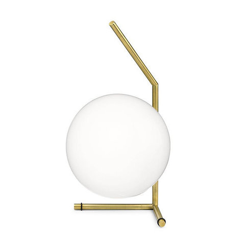 replica  IC T10 table lamp gold BY MICHAEL ANASTASSIADES