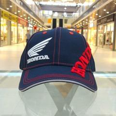 Бейсболка Хонда темно-синяя (мото кепка Honda)