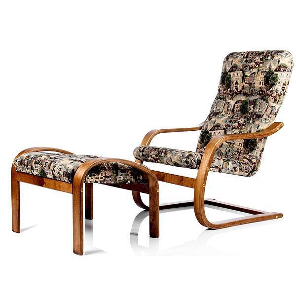 Все кресла качалки Кресло-качалка Ноттингем с банкеткой н1.JPG