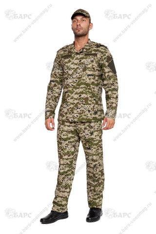 Камуфляжный костюм «ACU» (АКУ) Летний Р6 (Цифра ФСБ)