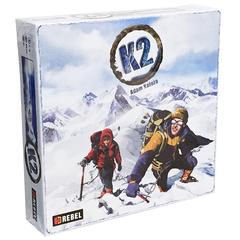 K2 (на английском языке с русскими правилами)