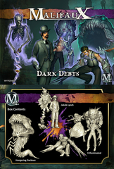 Dark Debts Crew. Jacob Lynch Box Set