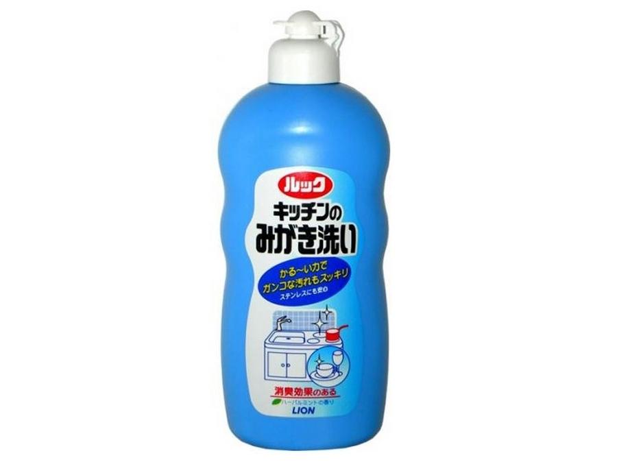 Чистящее средство для кухни, Lion, Look, мята, 400 гр