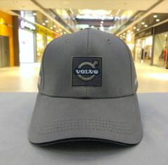 Кепка Вольво серая (Бейсболка Volvo)