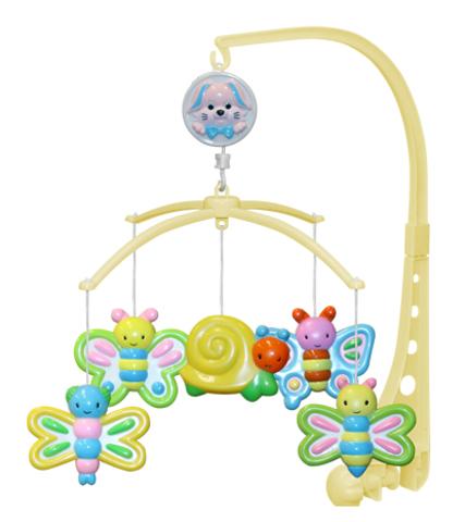 Музыкальная карусель Бабочки / Lorelli toys /