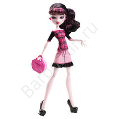 Кукла Monster High Дракулаура (Draculaura) - Скариж (Scaris), Mattel