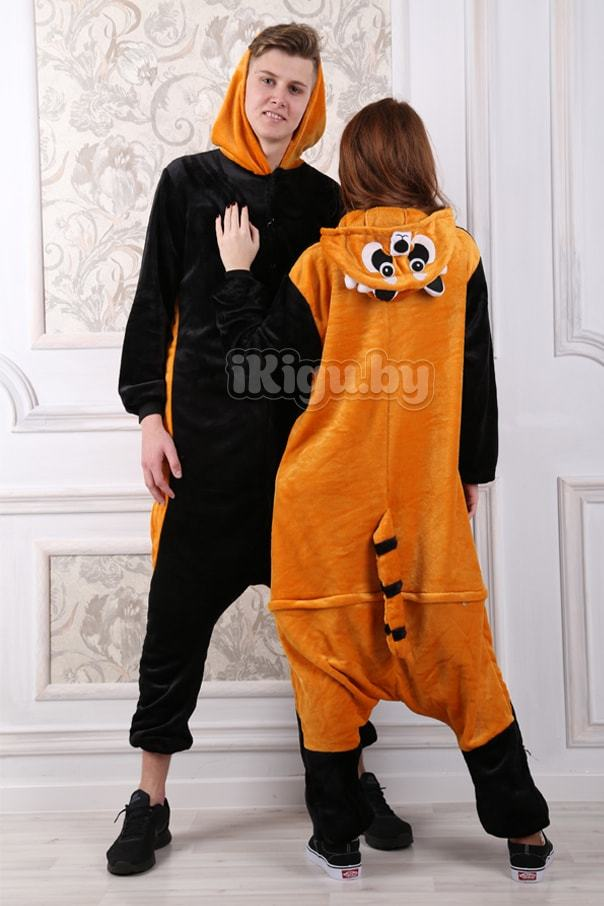Пижамы кигуруми Енот (Красная панда) енот_-min.jpg
