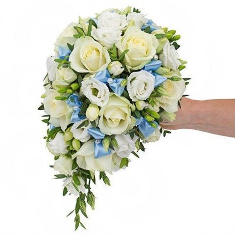 Свадебный букет #454