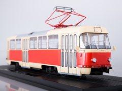 Tram Tatra-T3SU 1:43 Start Scale Models (SSM)