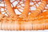 Плетеные качели KVIMOL KM 0001 малая корзина ORANGE