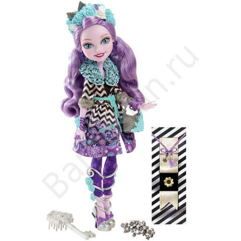 Кукла Ever After High Китти Чешир (Kitty Cheshire) - Весна Красна (Spring Unsprung), Mattel