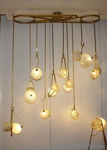 replica Catch Light by Lindsey Adelman 12