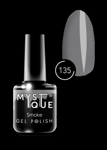 Mystique Гель-лак #135 «Smoke» 15 мл