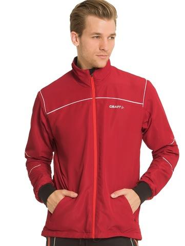 Лыжная Куртка Craft AXC Touring мужская red