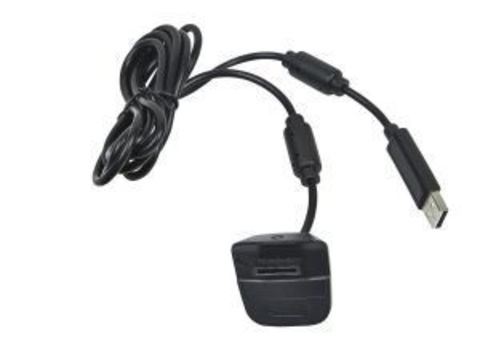 Xbox 360 Slim Cable Play & Charge Kit