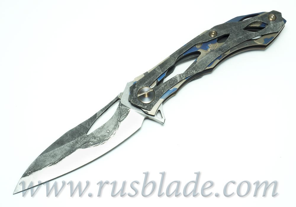 CKF ONE-OFF Decepticon 2  RELICT LIZARD Custom DCPT-2 (Alexey Konygin, Stasbiker)