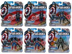 Captain America Deluxe Figure Series 02