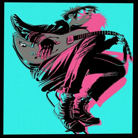 Gorillaz / The Now Now (LP)