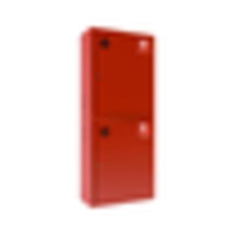 Шкаф пожарный красный ШПК-320-21 НЗК правый