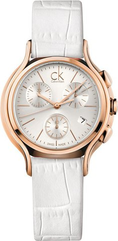 Купить Наручные часы Calvin Klein Skirt K2U296L6 по доступной цене