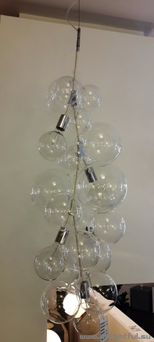 replica TALL BUBBLE CHANDELIER by Pelle