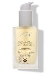 """Органический антиакне тонер для очистки пор """"Чайное дерево и Ива"""", 100% Pure"""