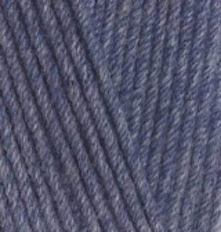 Пряжа Cotton gold (Alize) 203 Джинс меланж - купить в интернет-магазине недорого klubokshop.ru