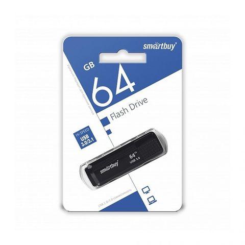 64GB USB-флеш накопитель USB 3.0 SMARTBUY DOCK черный
