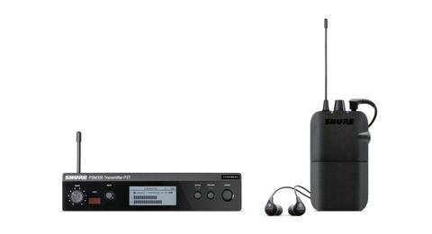 SHURE P3TER112GR радиосистема персонального мониторинга