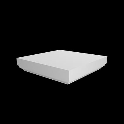 Крышка (балюстрада) Европласт из полиуретана 4.73.201, интернет магазин Волео