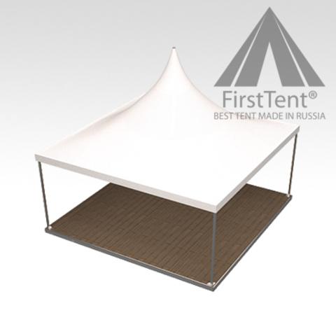 Аренда шатров пагода 3х3