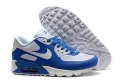 Nike Air Max 90 HyperFuse White Blue