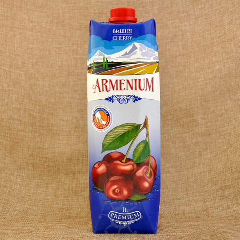 Нектар Армениум вишневый, 1л