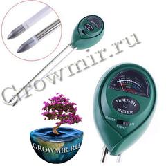 Анализатор-почвы-ETP-301 интернет магазин Growmir.ru