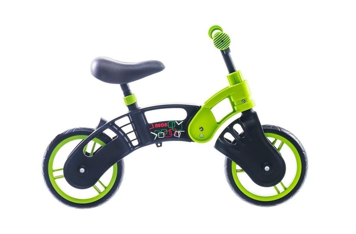 Беговел Small Rider 2014 черно-зеленый