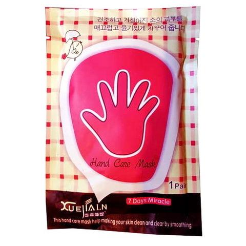 Пилинг-перчатка для рук ХueJialn Foot Care Mask, 1 пара