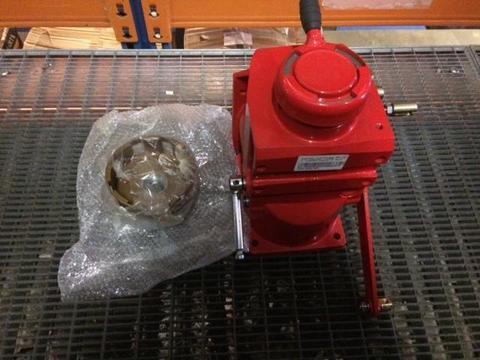 Редуктор культиватора DDE V900 II Минотавр / V1000 II Молох  -коробка передач в сборе / чашка сцепления  - посадка шлиц