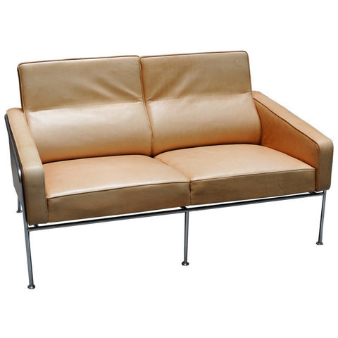 диван Arne Jacobsen Series 3300 2 seats sofa