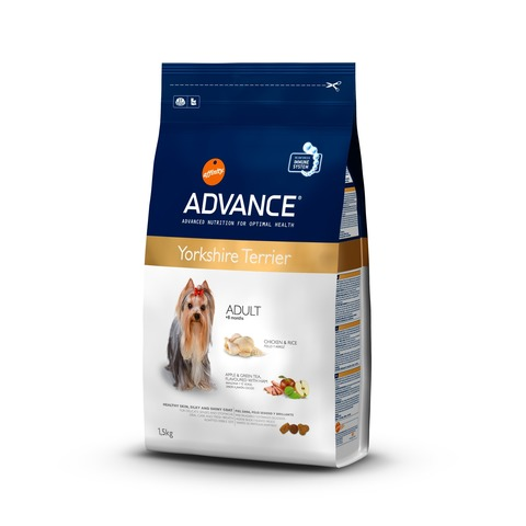 Сухой корм Advance Yorkshire Terrier