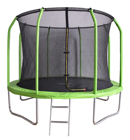Батут Bondy Sport 12 FT (3.66 м ) зеленый