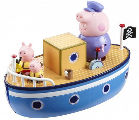 Игровой набор «Морское приключение», Peppa Pig