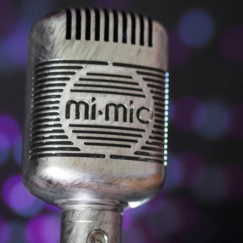 MI-MIC RETRO MICROPHONE
