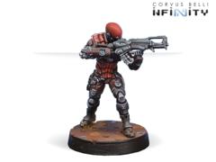 Intruder, Corregidor Assault Commando (HMG)