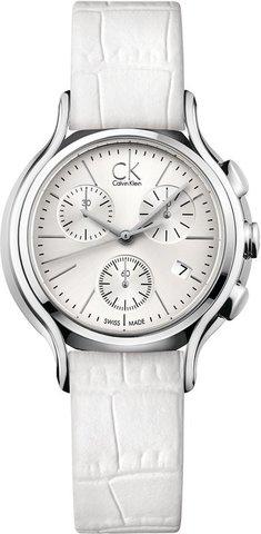 Купить Наручные часы Calvin Klein Skirt K2U291L6 по доступной цене