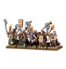 Flagellants Warband