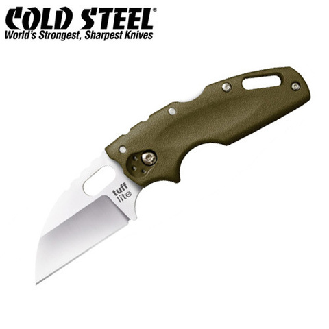Нож Cold Steel модель 20LTG Tuff Lite Plain Edge OD Green