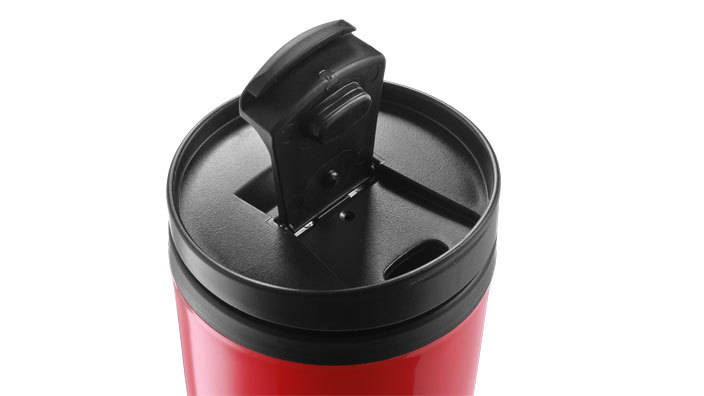 Термокружка Audi Logo Thermo Mug, Red
