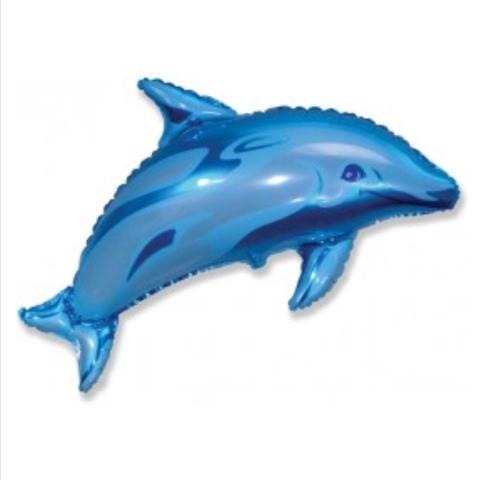 Фольгированный шар «Дельфин» #148883