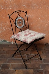 Франческа (Francesca) | Подушка на стул — 43х43