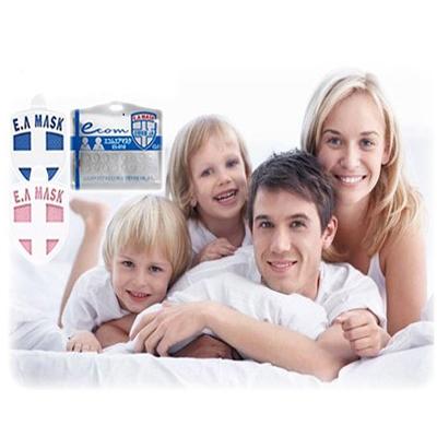 Набор ВирусСтоперов для всей семьи: бейдж+значки синий+розовый